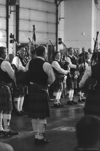 SFRS Pipe Band